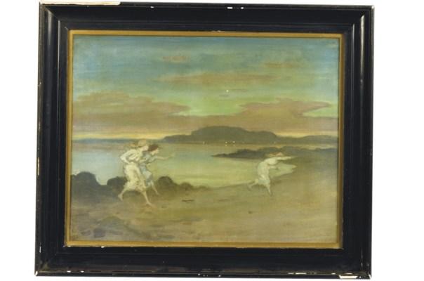 GEORGE RUSSELL (IRISH, 1867-19