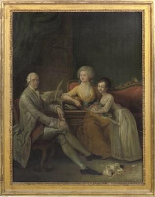 FRENCH SCHOOL, LATE 18TH CENTU