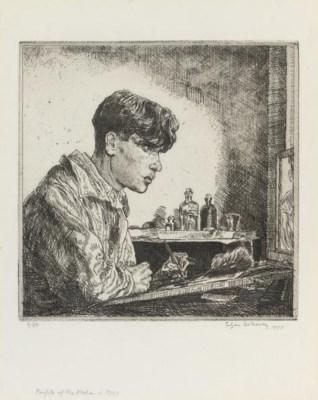 Edgar A. Holloway (B.1914)