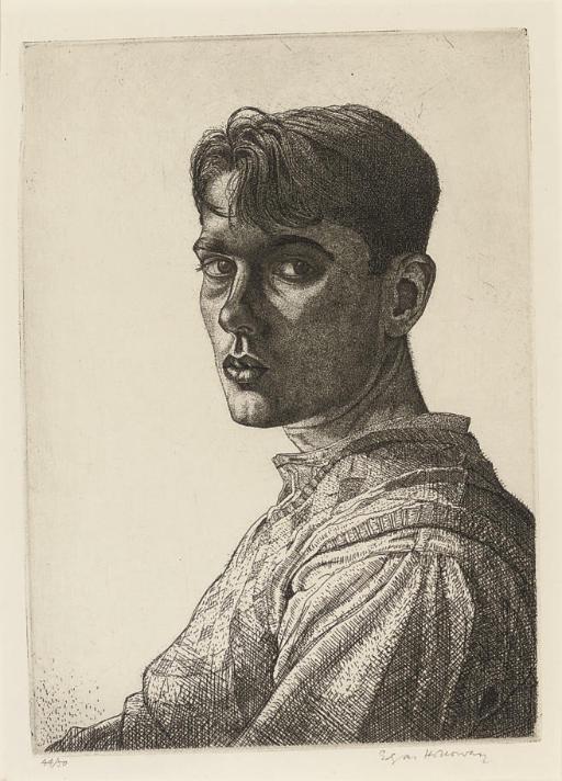 Edgar A. Holloway (B. 1914)