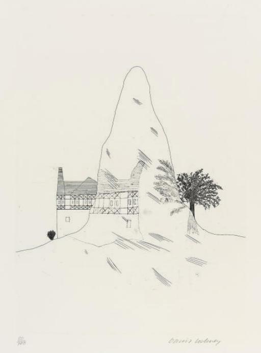 David Hockney RA (B. 1937)