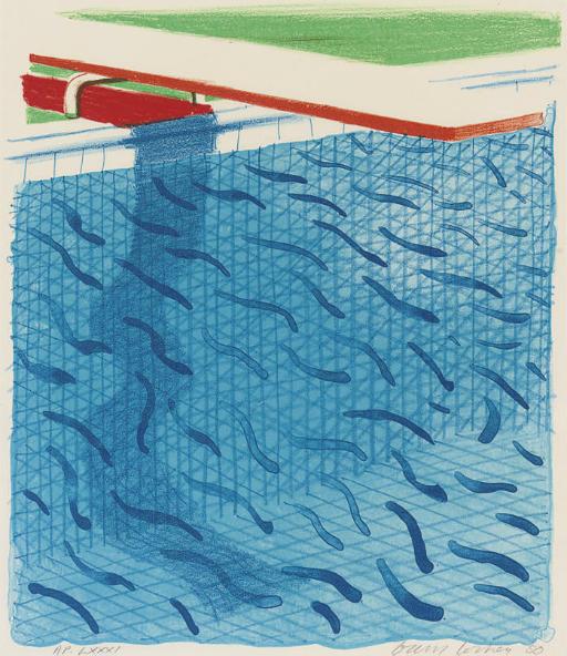 David Hockney RA (B.1937)