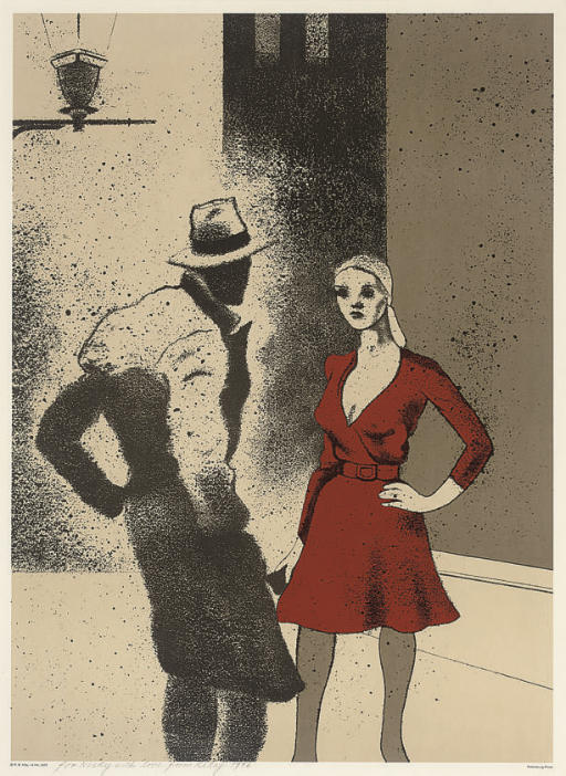 Ronald Brooks Kitaj RA (1932-2