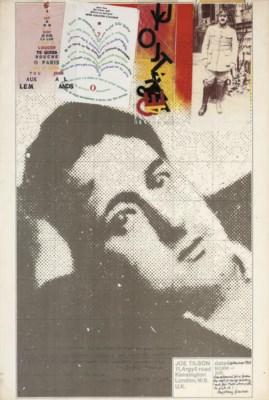 Joe Tilson RA (B. 1928)
