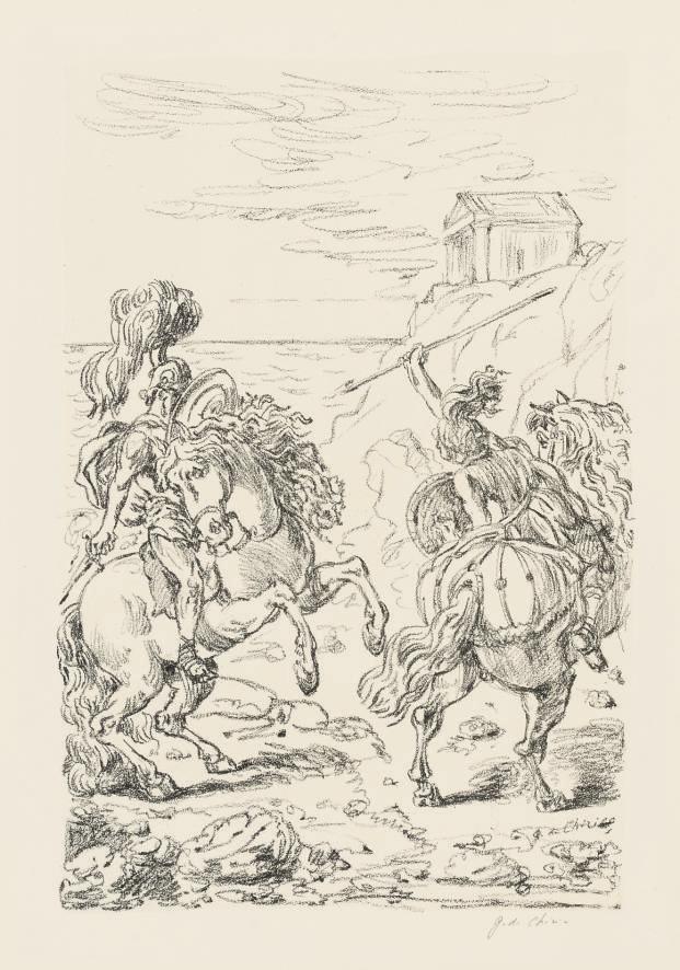 Giorgio de Chirico (1888 - 197