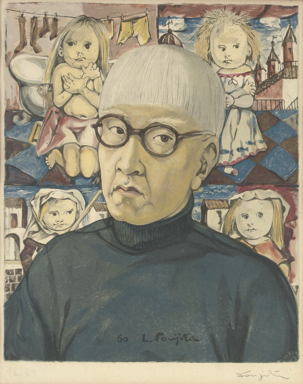 After Tsuguharu Foujita (1886-