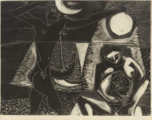 Blair Hughes-Stanton (1902-198