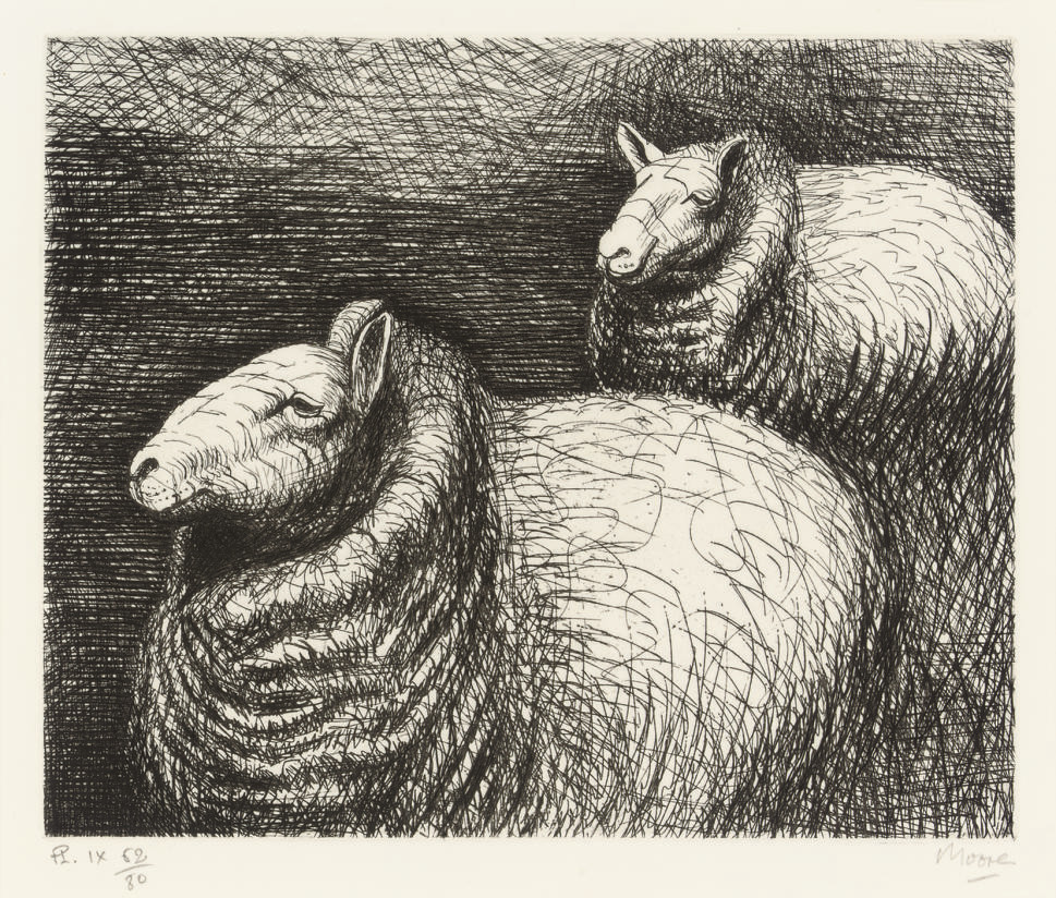 Henry Moore (1896-1986)