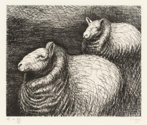 Henry Moore (1896-1986)