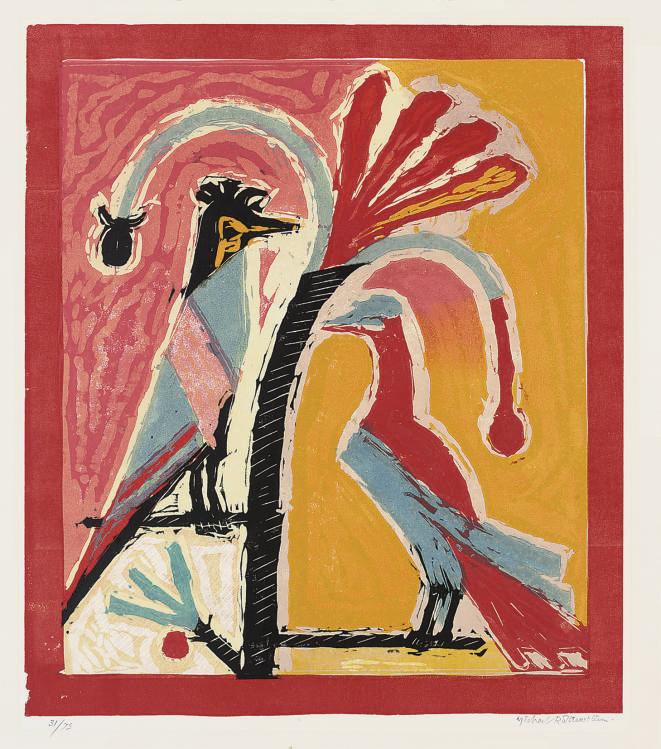 Michael Rothenstein (1908-1993)