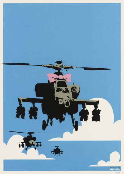 Banksy (B. 1975)