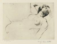 Sieben Radierungen, Paul Graupe, Berlin, 1918