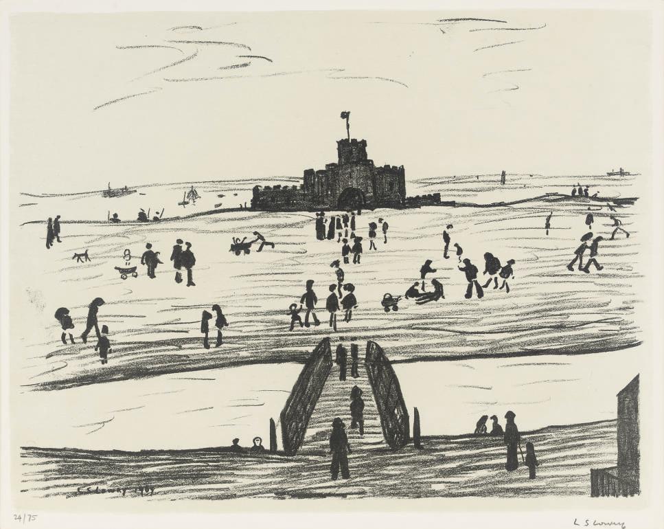 Laurence Stephen Lowry (1887-1