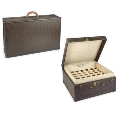 LOUIS VUITTON, TWO CASES
