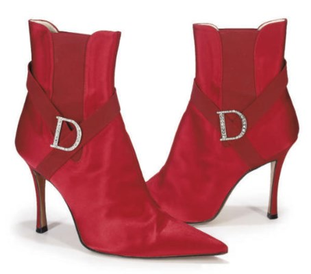 CHRISTIAN DIOR, A PAIR OF CHER