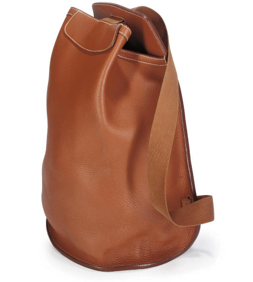 A NOISETTE CLEMENCE LEATHER 'S