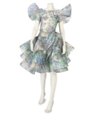 PIERRE CARDIN COUTURE, A FANTASTIC DAY DRESS