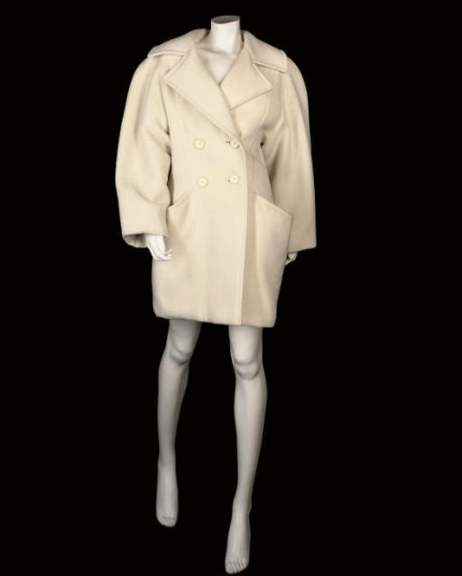 CHRISTIAN DIOR COUTURE, A WHIT