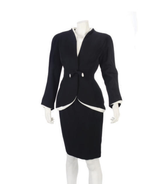 THIERRY MUGLER, TWO SUITS