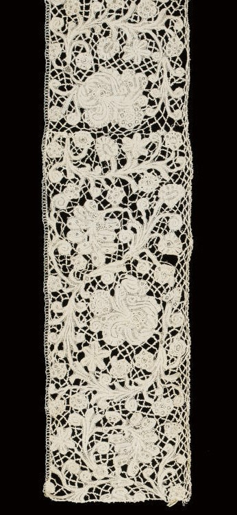 A COLLECTION OF LACE
