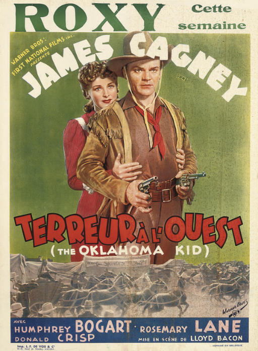 The Oklahoma Kid  Terreur A L'Ouest