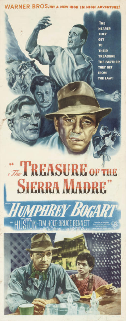 The Treasure Of The Sierra Mad