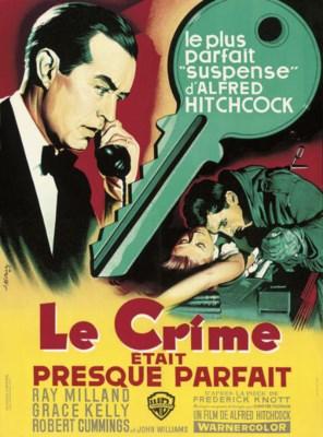 Dial M For Murder  Le Crime Ét