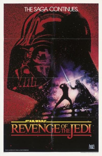 Revenge Of The Jedi