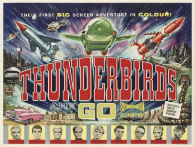 Thunderbirds Are Go