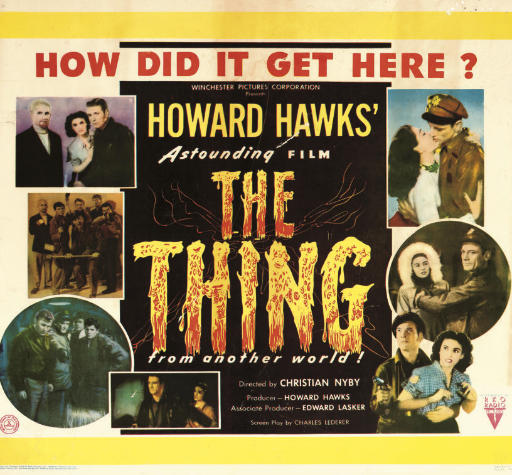The Thing From Another World!