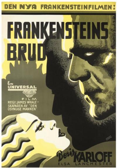 Bride Of Frankenstein  Franken