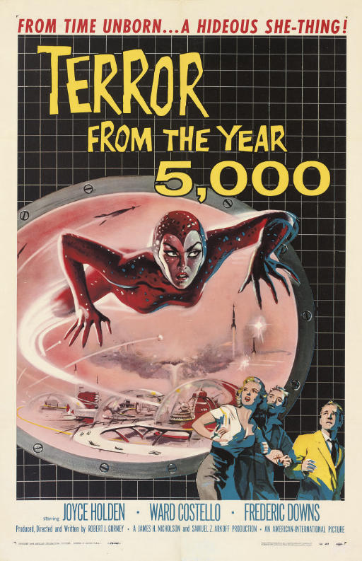 Science Fiction - 1950s-1960s