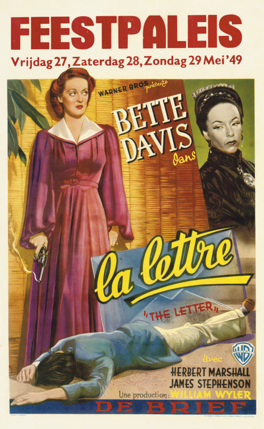 The Letter  La Lettre