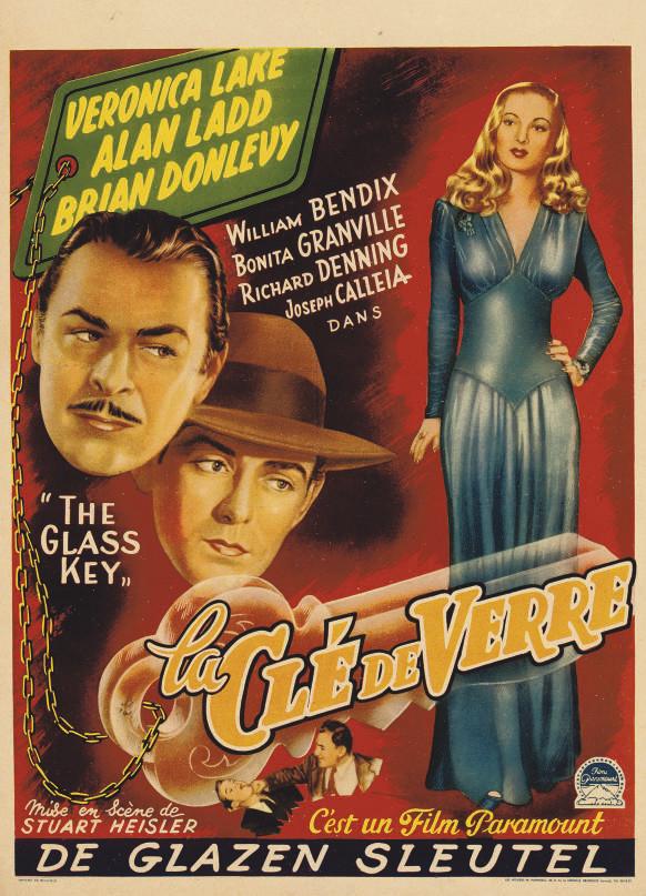 The Glass Key  La Clé De Verre