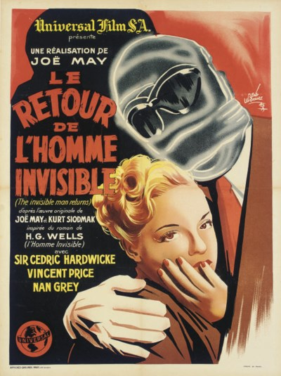 The Invisible Man Returns  Le