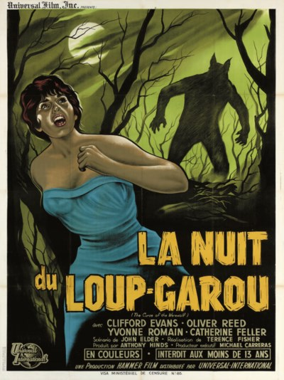 Curse of the Werewolf  La Nuit