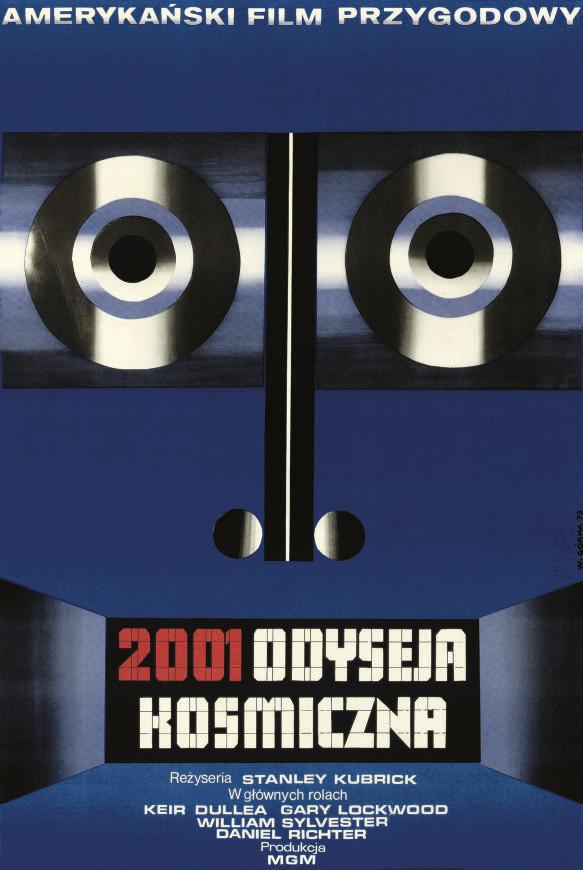 2001: A Space Odyssey  2001 Odyseja Kosmiczna