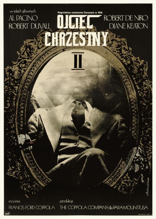 The Godfather Part II  Ojciec Chrzestny II