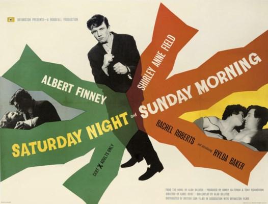 Saturday Night And Sunday Morn