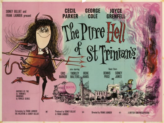 The Pure Hell Of St Trinian's