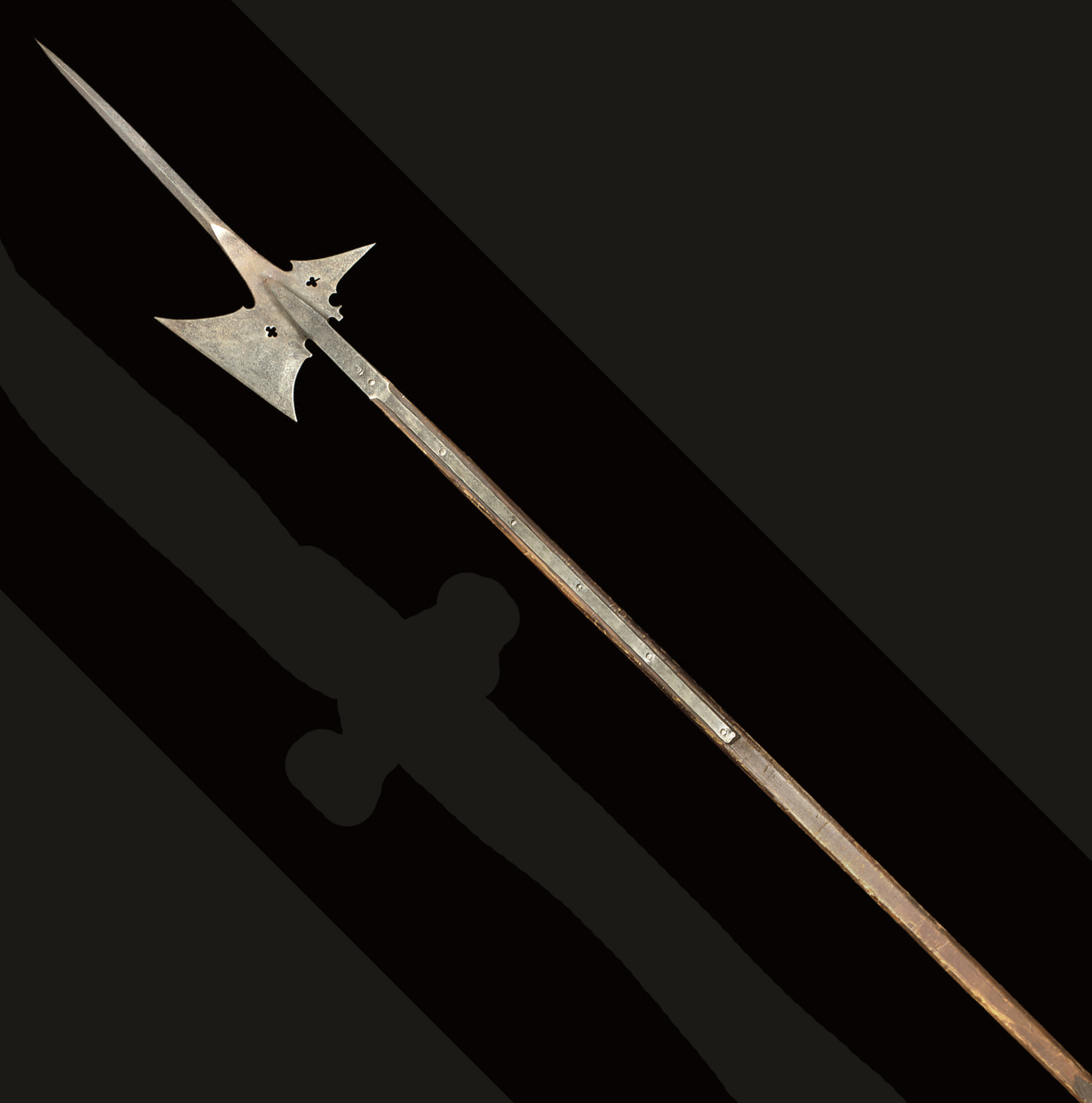 A GERMAN HALBERD
