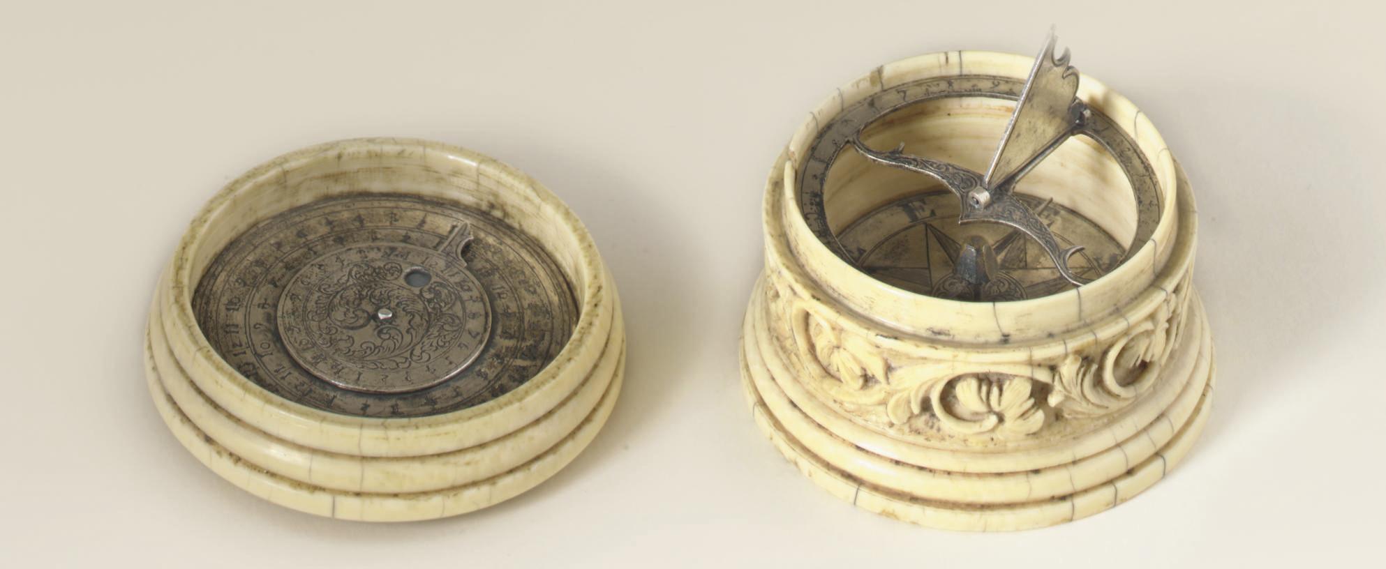 French ivory barrel compendium
