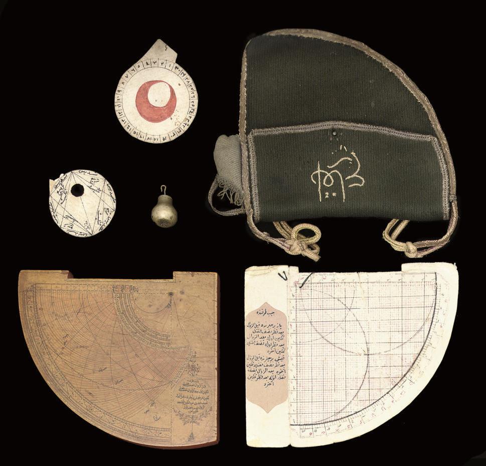 An Ottoman Turkish astrolabic