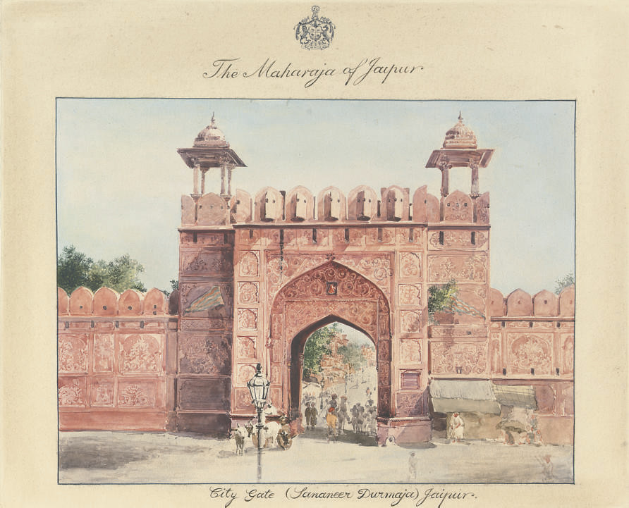 The Jaipur Folio, early 20th c