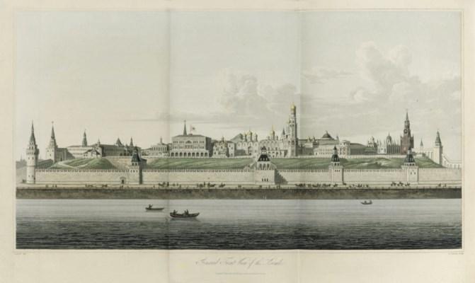 LYALL, Robert (d. 1831).  The