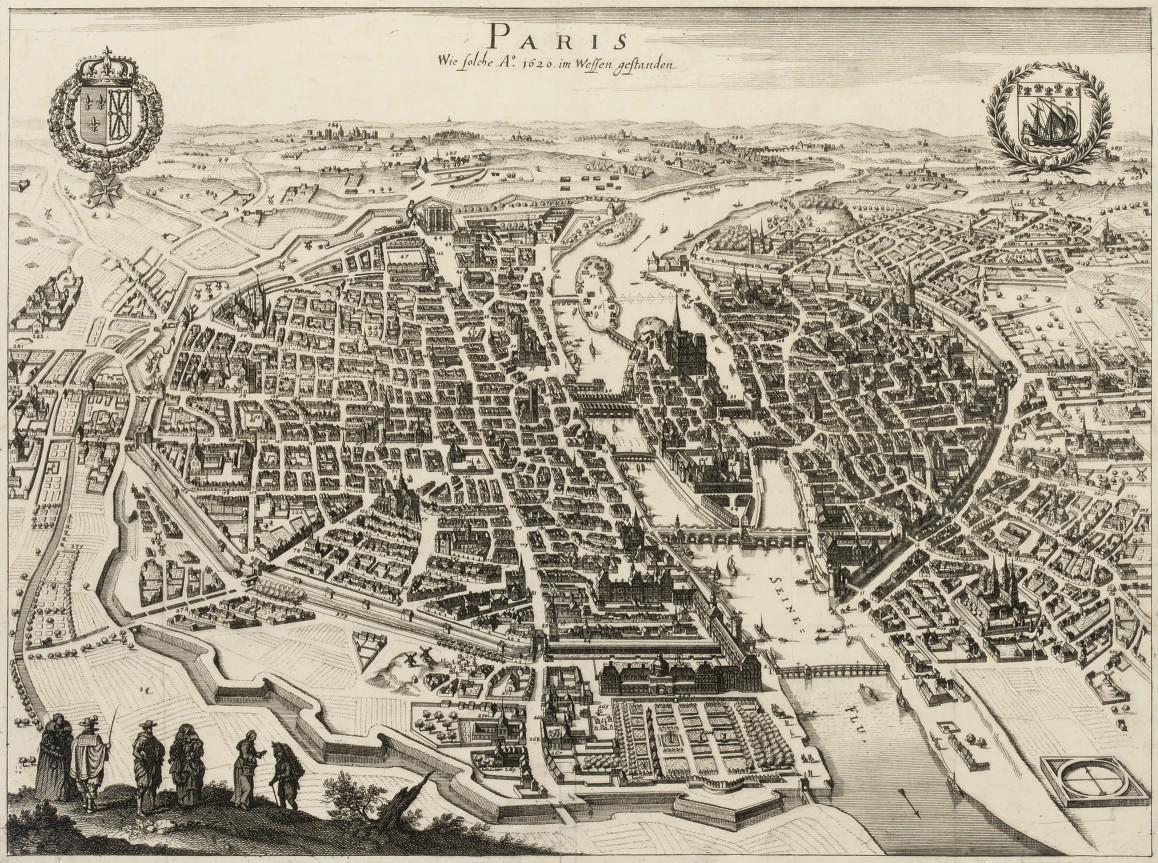 [MERIAN, Matthaus (1593-1650)]