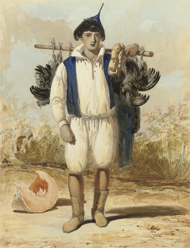 Andrew Picken (1815-1845)