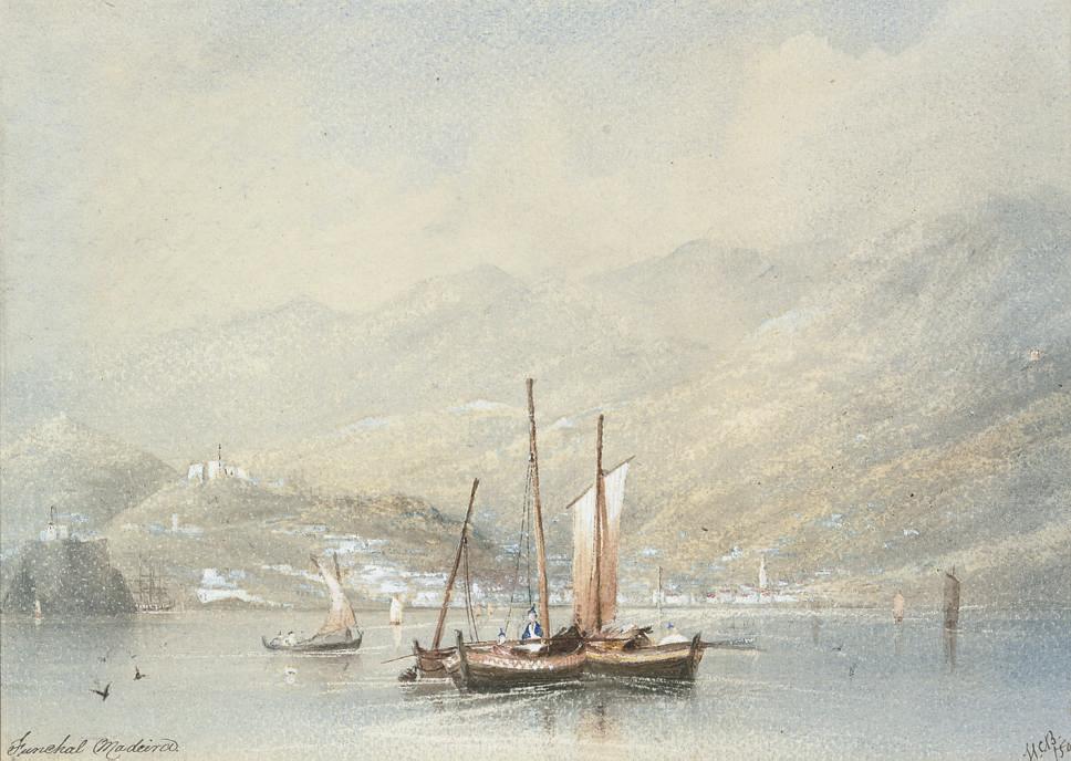 W.C.B, circa 1850