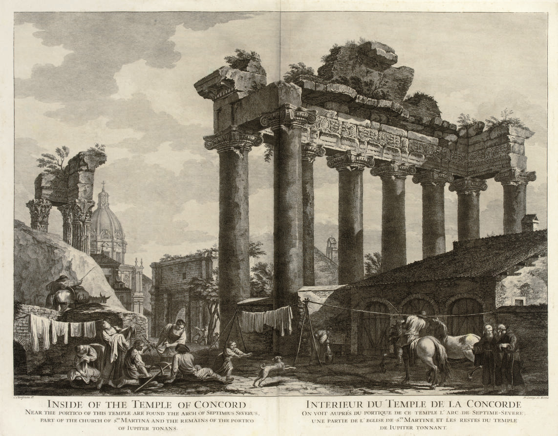 Domenico Cunego (1727-1794), a
