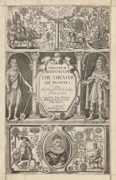 PARKINSON, John (1567-1650).